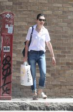 JULIANNA MARGUILES Out and About in New York 06/24/2015