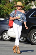 JULIE BOWEN Out and About in Los Angeles 06/19/2015