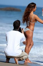 KAILI THORNE - 138 Water Photoshoot in Malibu 06/09/2015