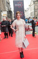 KAREN GILLAN at Edinburgh Film Festival 2015