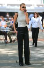 KARLIE KLOSS Out in New York 06/03/2015