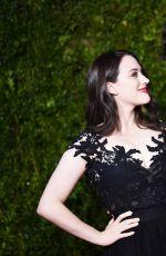 KAT DENNINGS at 2015 Tony Awards in New York