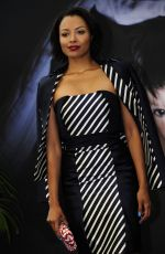 KAT GRAHAM at The Vampire Diaries Photocall at 55th Monte Carlo TV Festival