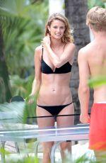 KATE BOCK in Bikini on the Beach in Miami 06/04/2015