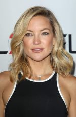 KATE HUDSON at FL2 Mens Active Wear Collection Launch in New York