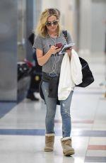 KATE HUDSON in Jeans at JFK International Airport in New York 06/03/2015