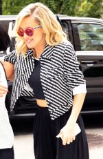 KATE HUDSON Out and About in New York 06/04/2015