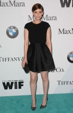 KATE MARA at Women in Film 2015 Crystal+Lucy Awards in Century City