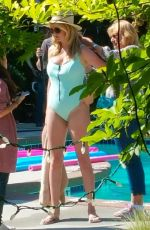 KATE UPTON in Swimsuit on the Set of 'The Layover' in Vancouver 06/04/2015