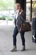 KATE WINSLET at JFK Airport in New York 06/16/2015