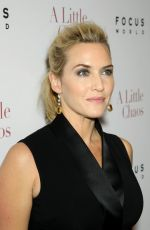 KATE WINSLET at Little Chaos Premiere at Museum of Modern Art in New York