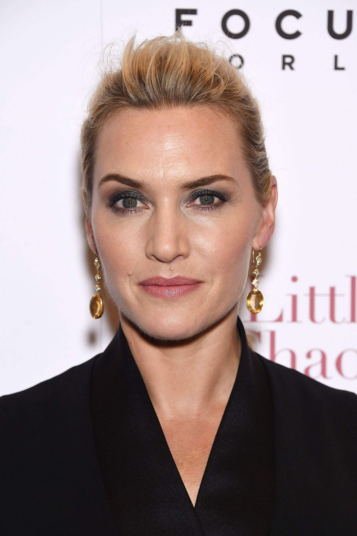 KATE WINSLET At Little Chaos Premiere At Museum Of Modern