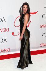KATIE HOLMES at CFDA Fashion Awards 2015 in New York