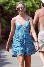 KATRINA BOWDEN in Bikini at a Beach in Maui 05/28/2015