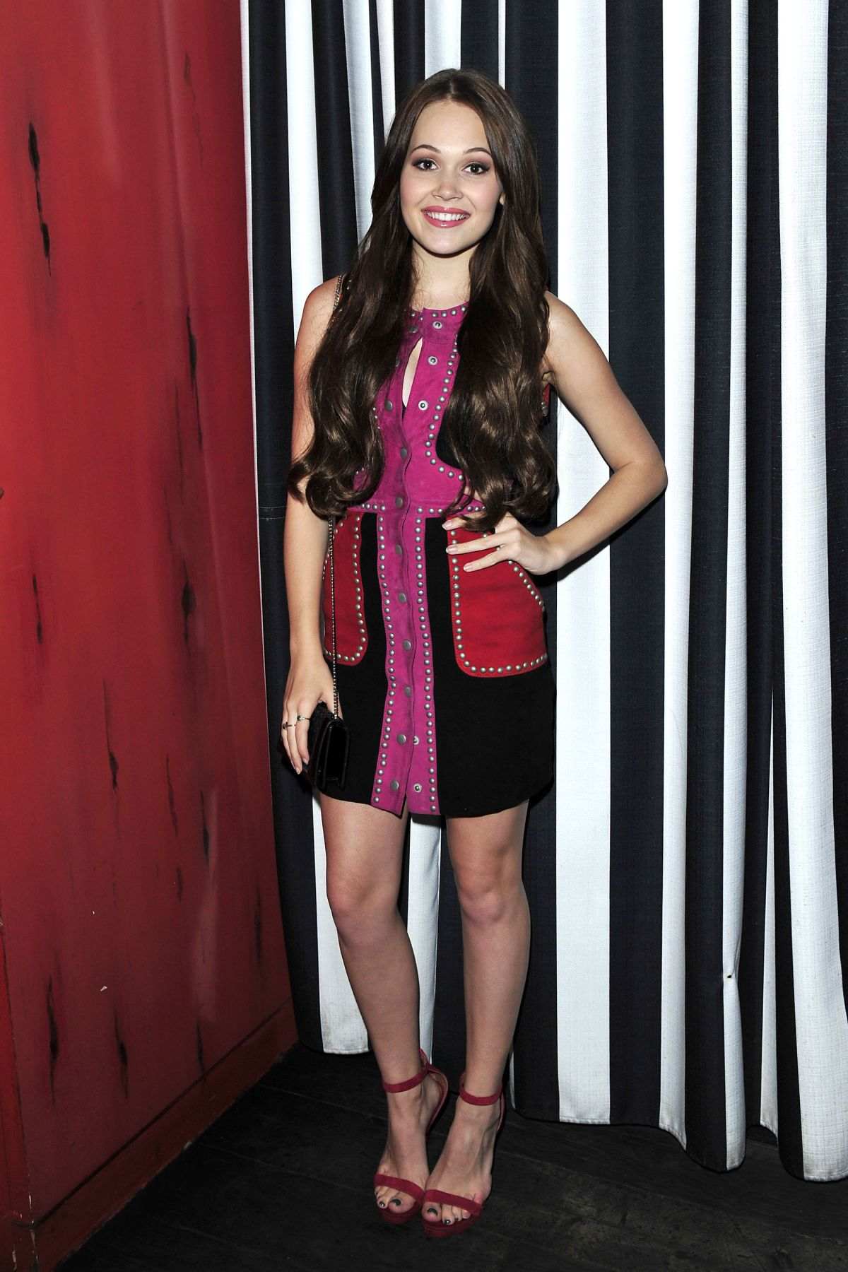 KELLI BERGLUND at Popular TV Celebrates Denim Hunters in Beverly Hills