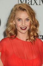 KELLI GARNER at Women in Film 2015 Crystal+Lucy Awards in Century City