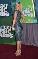 KELLIE PICKLER at 2015 CMT Music Awards in Nashville