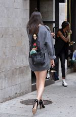 KENDALL JENNER Arrives at a Studio in New York 06/19/2015