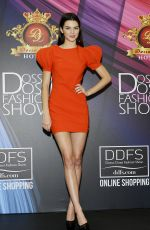 KENDALL JENNER at Dosso Dossi Fashion Show in Antalya
