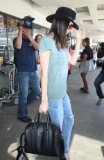 KENDALL JENNER at Los Angeles International Airport 06/20/2015