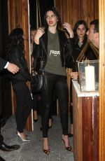 KENDALL JENNER Leaves Nice Guy in West Hollywood 06/05/2015