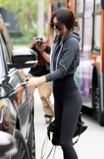 KENDALL JENNER Out and About in Los Angeles 06/04/2015