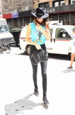 KENDALL JENNER Out and About in New York 06/17/2015