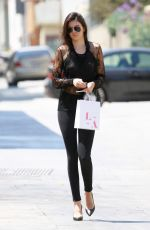 KENDALL JENNER Out Shopping in Santa Monica 06/23/2015