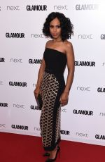 KERRY WASHINGTON at Glamour Women of the Year Awards in London