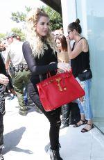 KHLOE KARDASHIAN at Dash Store in Los Angeles 06/16/2015