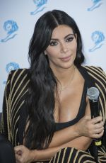 KIM KARDASHIAN at Cannes Lions Festival in Cannes