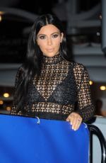 KIM KARDASHIAN at dailymail.com Seriously Popular Yacht Party in Cannes