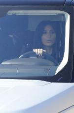 KIM KARDASHIAN Visits Caitlyn Jenner