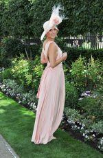 KIMBERLEY GARNER at Royal Ascot 2015 Ladies Day in Berkshire