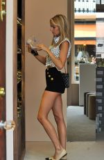 KIMBERLEY GARNER in Shorts Out in London 06/13/2015
