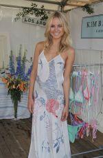 KIMBERLEY GARNER Promotes Her Swimwear Range in Fulham