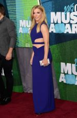 KIMBERLY PERRY at 2015 CMT Music Awards in Nashville