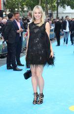 KIMBERLY WYATT at Entourage Premiere in London