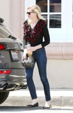KIRSTEN DUNST Out Shopping in Los Angeles 06/05/2015