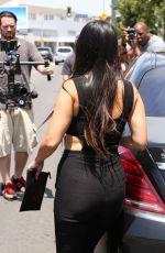 KOURTNEY KARDASHIAN at Dash Store in Los Angeles 06/16/2015