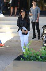 KOURTNEY KARDASHIAN Shopping at Barneys in Beverly Hills 06/25/2015