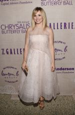 KRISTEN BELL at 14th Annual Chrysalis Butterfly Ball