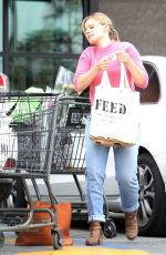 KRISTEN BELL Out Shopping in Los Feliz 06/04/2015