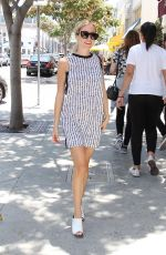 KRISTIN CAVALLARI Out and About in Los Angeles 06/24/2015