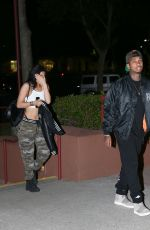 KYLIE JENNER Arrives at Regency Theater in Agoura 06/16/2015