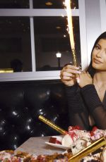 KYLIE JENNER at Sugar Factory Opening in Miami Beach