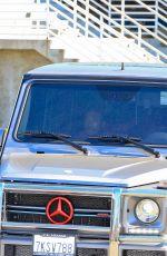 KYLIE JENNER Leaves Kanye West