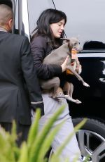 KYLIE JENNER Out and About in Los Angeles 06/02/2015