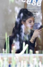 KYLIE JENNER Out for Lunch in Calabasas 06/29/2015