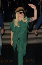 LADY GAGA Night Out in London 06/07/2015